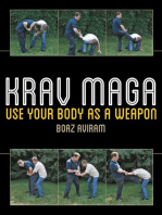 Krav Maga: Use Your Body as a Weapon