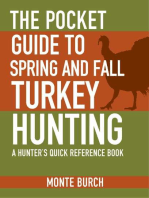 The Pocket Guide to Spring and Fall Turkey Hunting