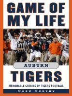 Game of My Life Auburn Tigers