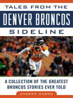 Tales from the Denver Broncos Sideline