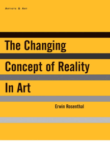 The Changing Concept of Reality in Art
