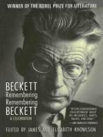 Beckett Remembering/Remembering Beckett