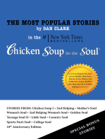 The Most Popular Stories By Dan Clark In Chicken Soup For The Soul