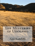 The Mysteryies of Udolpho