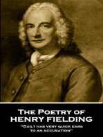 The Poetry of Henry Fielding