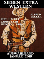 Auswahlband Sieben Extra Western Januar 2019