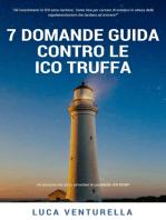 7 Domande guida contro le ICO truffa