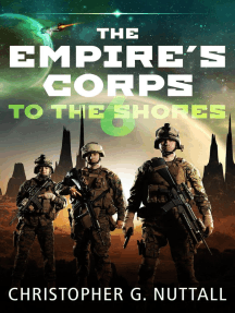 To The Shores: The Empire's Corps, #6