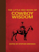 The Little Red Book of Cowboy Wisdom