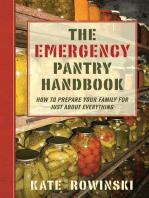The Emergency Pantry Handbook