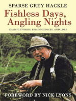Fishless Days, Angling Nights