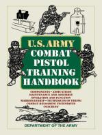 U.S. Army Combat Pistol Training Handbook