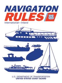 Navigation Rules and Regulations Handbook: International—Inland