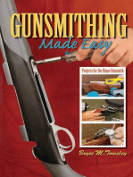Gunsmithing Made Easy