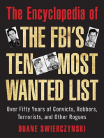 The Encyclopedia of the FBI's Ten Most Wanted List
