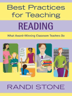 Best Practices for Teaching Reading