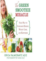 The Green Smoothie Miracle