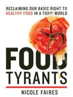 Food Tyrants