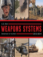U.S. Army Weapons Systems 2013-2014