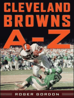 Cleveland Browns A - Z