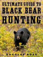 The Ultimate Guide to Black Bear Hunting