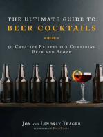 The Ultimate Guide to Beer Cocktails