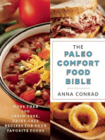 The Paleo Comfort Food Bible