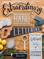 Extraordinary Hand Lettering