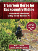 Train Your Horse for the Backcountry
