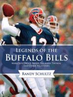Legends of the Buffalo Bills