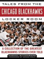Tales from the Chicago Blackhawks Locker Room