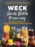 WECK Small-Batch Preserving