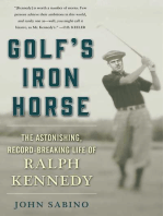 Golf's Iron Horse