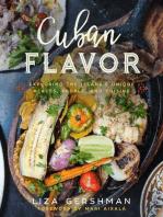 Cuban Flavor: Exploring the Island's Unique Places, People, and Cuisine