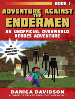 Adventure Against the Endermen
