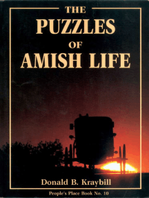 Puzzles of Amish Life: People's Place Book No. 10