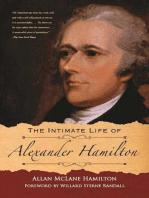 The Intimate Life of Alexander Hamilton