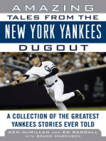 Amazing Tales from the New York Yankees Dugout