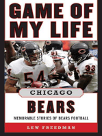 Game of My Life Chicago Bears