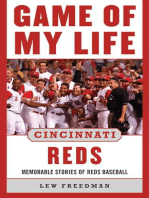 Game of My Life Cincinnati Reds