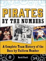 Pirates By the Numbers