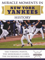 Miracle Moments in New York Yankees History