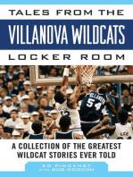 Tales from the Villanova Wildcats Locker Room