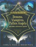 A Field Guide to Demons, Vampires, Fallen Angels and Other Subversive Spirits