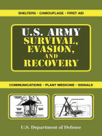 U.S. Army Survival, Evasion, and Recovery