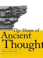 The Shape of Ancient Thought
