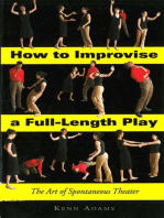How to Improvise a Full-Length Play