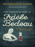 The Disappearance of Adèle Bedeau: An Inspector Gorski Investigation