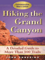 Hiking the Grand Canyon