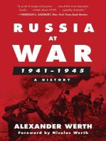 """Russia at War, 1941â€""""1945"""